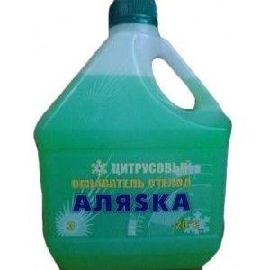 фото Аляska Омыватель стекла зимний Aляska Цитрус -20С 5л