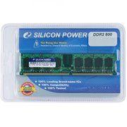 фото Silicon Power 1 GB DDR2 800 MHz (SP001GBLRU800S02)