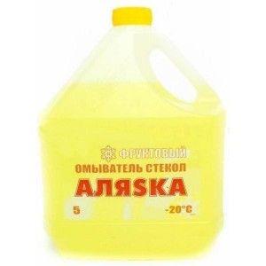 фото Аляska Омыватель стекла зимний Aляska Фруктовый -20С 3л