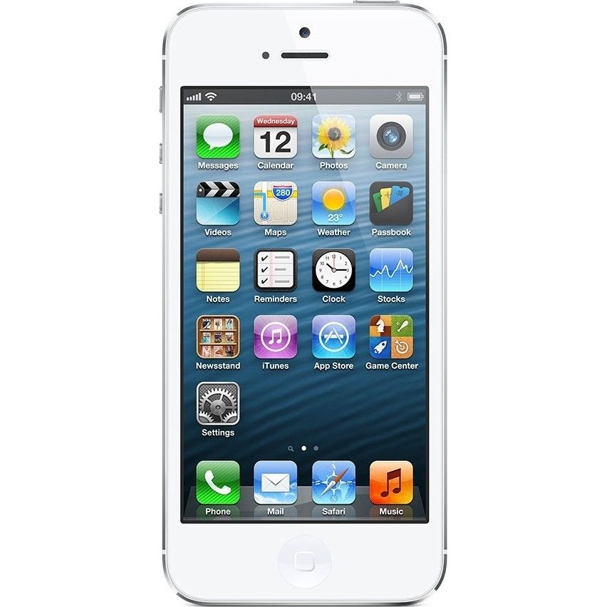 Apple iPhone 5 16GB (White)