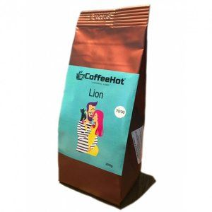 фото Кофе в зернах CoffeeHot Lion 200г.