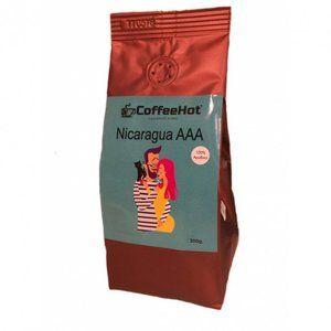 фото Кофе в зернах CoffeeHot Nicaragua 200г.