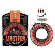 фото Mystery MAK 2.04 комплект проводов для подключения усилителя