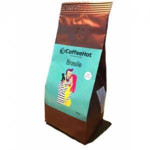 фото Кофе в зернах CoffeeHot Brasile 200г.