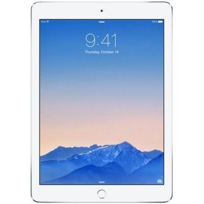 Apple iPad Air 2 Wi-Fi 16GB Silver (MGLW2)