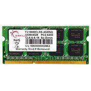 фото G.Skill 4 GB SO-DIMM DDR2 800 MHz (F2-6400CL6S-4GBSQ)