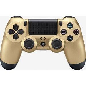 фото Sony DualShock 4 (Gold)