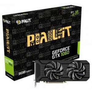 фото Palit GeForce GTX 1060 Dual 3GB (NE51060015F9-1061D)