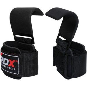 фото RDX Weight Lifting Training Gym Straps KTN
