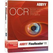 фото ABBYY FineReader 11 Professional Edition