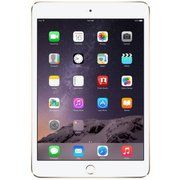 фото Apple iPad mini 3 Wi-Fi 128GB Gold (MGYK2)