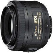 фото Nikon AF-S DX Nikkor 35mm f/1.8G