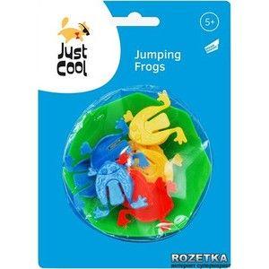 фото Just Cool Набор для игры «Прыгающие лягушки» (Y1028)