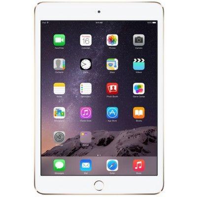 фото Apple iPad mini 3 Wi-Fi 16GB Gold (MGYE2)