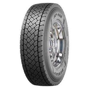 фото DUNLOP Грузовые шины SP 446 (ведущая) 295/60 R22.5 149/146L