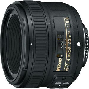 фото Nikon AF-S Nikkor 50mm f/1.8G