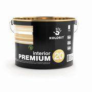 фото Kolorit Interior Premium 20 А 5л