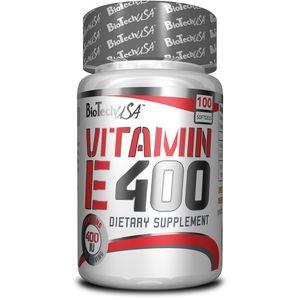 фото BioTech Vitamin E 400, 100 caps