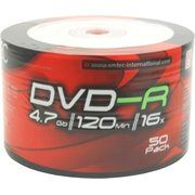 фото Emtec DVD-R Printable 4,7GB 16x Bulk 50шт