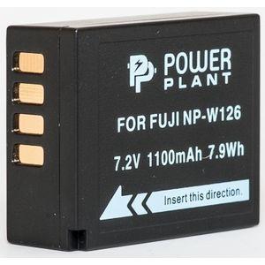 фото PowerPlant Aккумулятор для Fuji NP-W126 (1100 mAh) - DV00DV1316