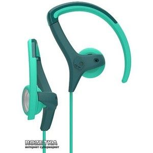 фото SkullCandy Chops Bud Teal/Green (S4CHHZ-450)