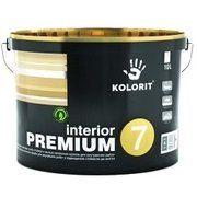 фото Kolorit Interior Premium 7 А 3л