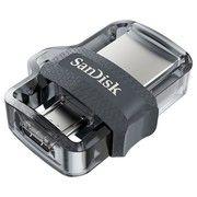 фото SanDisk 256 GB Ultra Dual Drive m3.0 (SDDD3-256G-G46)