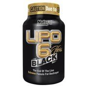 фото Nutrex Lipo-6 Black Hers 120 caps