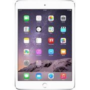фото Apple iPad mini 3 Wi-Fi + LTE 64GB Silver (MH382, MGJ12)