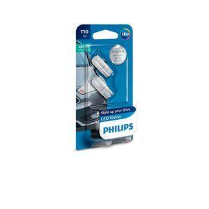 фото Philips T10 LED 4500K 12V (2 шт.) 12791