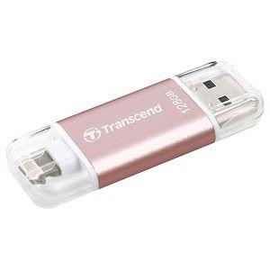 фото Transcend 128 GB JetDrive Go 300 Rose Gold (TS128GJDG300R)