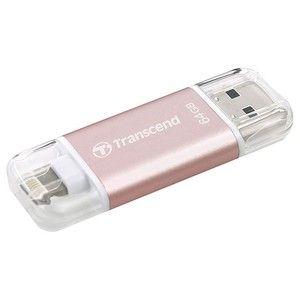 фото Transcend 64 GB JetDrive Go 300 Rose Gold (TS64GJDG300R)