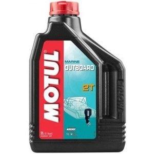 фото Motul Моторное масло Outboard 2T 2л