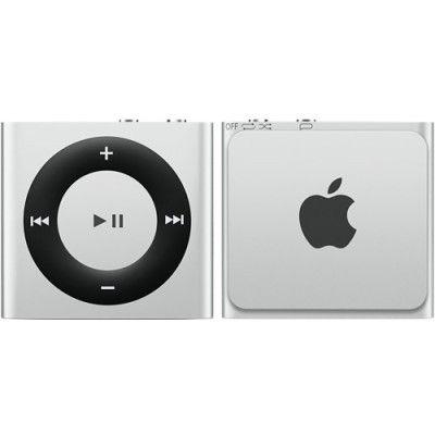 фото Apple iPod shuffle 4Gen 2GB Silver (MD778)