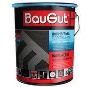 фото BauGut Мастика битумно-каучуковая кровельная 10 кг