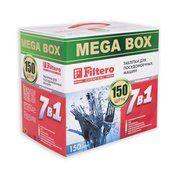 фото Filtero Таблетки для посудомоечных машин 7 в 1 150 штук