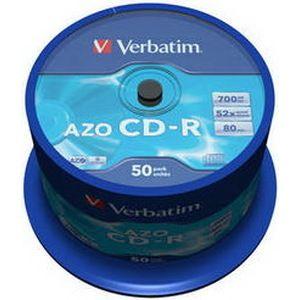 фото Verbatim CD-R 700MB 52x Spindle Packaging 50шт (43343)