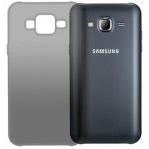 фото GlobalCase Samsung J500 Galaxy TPU Extra Slim Темная (1283126468933)