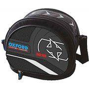 фото Oxford Сумка для шлема X25 Black (2014)