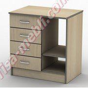 фото ТИСА-мебель Тумба ТП-3