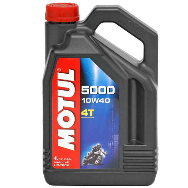 Motul 5000 4T 10W-40 4л