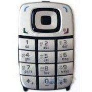 фото Nokia Клавиатура 6101 Silver