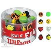 фото Wilson Виброгаситель Bowl O' Fun Vibration Dampener