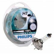 фото Philips H7 X-tremeVision 12V 55W (12972XVS2)