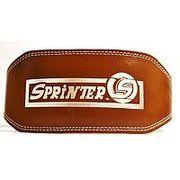 фото Sprinter Пояс для тяжёлой атлетики, кожанный 118-242
