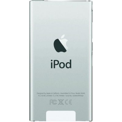 Apple iPod nano 7Gen 16Gb Silver (MD480)