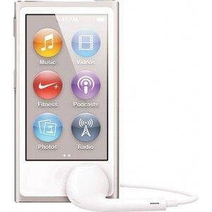 фото Apple iPod nano 7Gen 16Gb Silver (MD480)