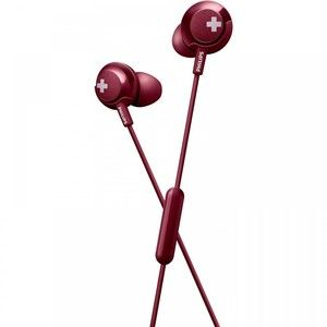 фото Philips SHE4305RD Red (SHE4305RD/00)