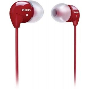 фото Philips SHE3590RD Red