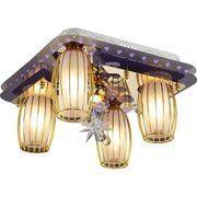 фото Altalusse Потолочный светильник LV218-15 White/Gold (8599869001348)